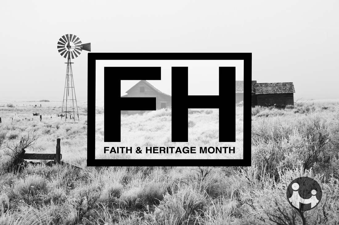 Faith & Heritage Month