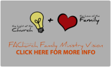 Family Ministry Vision