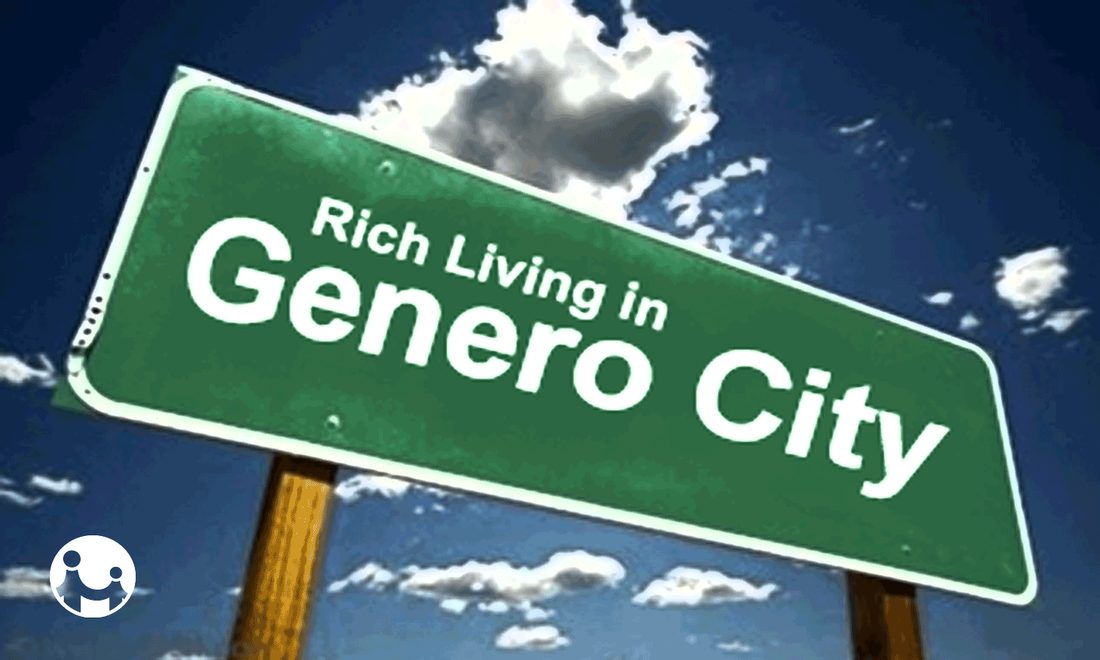 Rich Living In Genero City
